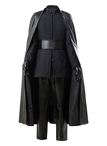 8 The Last Kylo Ren Outfit Cosplay Kostüm Herren S