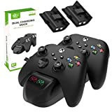 XINGXINGFAN Dual Controller Charger Station Compatible with