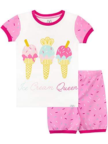 ¡A Harry Bear le encanta hacer pijamas para hibernar! Pijama de helado de calidad Premium para niñas. Conjunto de pijama corta de helado hecho de algodón suave. Fabricada con un ajuste cómodo, sin embargo, Harry Bear recomienda ordenar una talla más ...