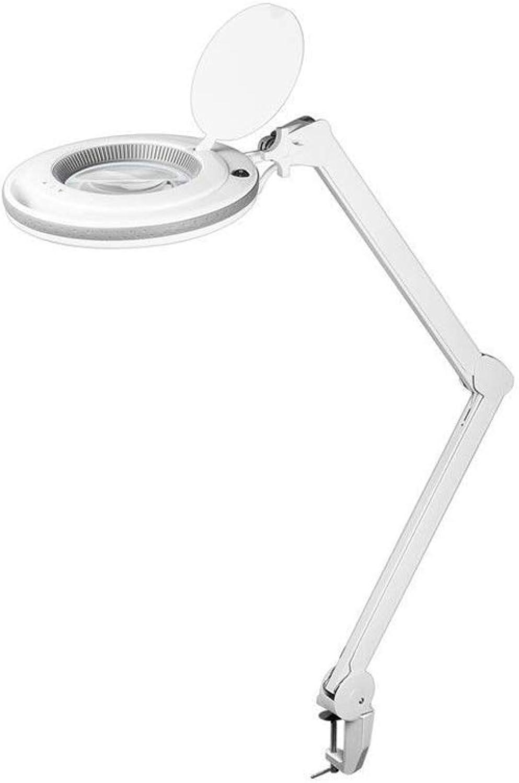 Fixpoint 45273 LED Klemm-Lupenleuchte, 8, 5 W B00PSCTRTK   Elegant