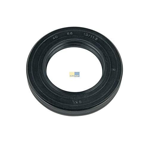 LUTH Premium Profi Parts Dragende asafdichting 40x66x10/11,5 wasmachine voor Haier 0020300440