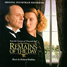 The Remains of the Day 1993 Merchant Ivory Film