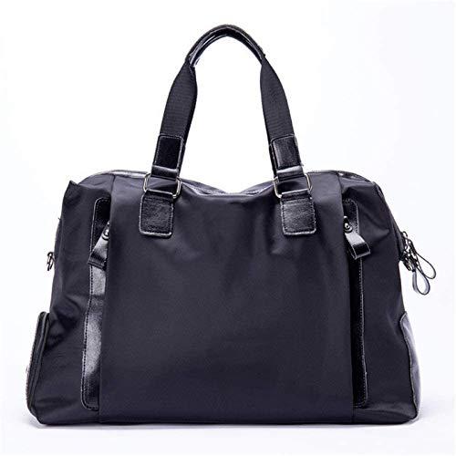 AOO Bolsa de Gimnasia Deportes Viajes Duffel Bag Lightweight Durable Deportes Duffel Gym and Overnight Travel Bag Bolsa de Fin de Semana
