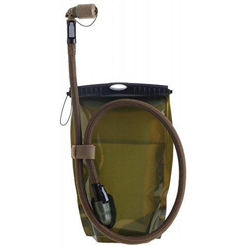 Source Tactical Kangaroo 1L Hydratation Système Système d'hydratation, Mixte, 4301550101, Noir, 1 Liter / 32 oz.