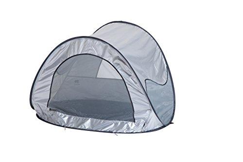 Deryan BEA-SILVER reisbed Beach Tent, zilver