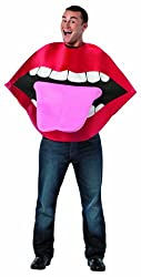 Mouth costume