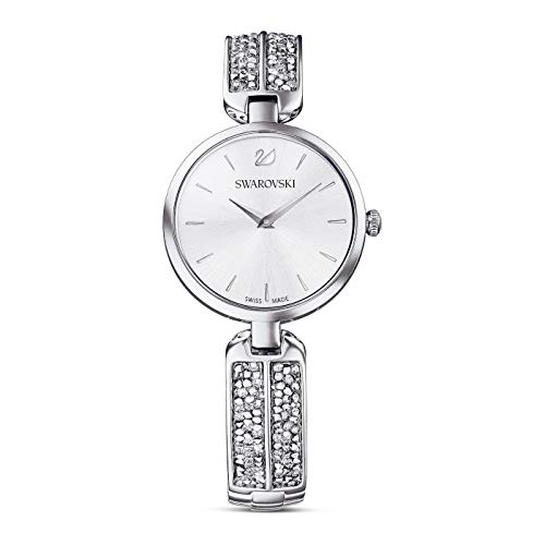 Reloj Swarovski Dream Rock Plateado - Ref 5519309
