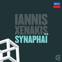 Xenakis: Synaphai / Aroura / Antikhthon / Keqrops