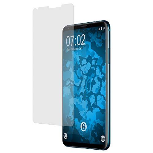 PhoneNatic 2er-Pack Bildschirmschutzfolien matt kompatibel mit LG V30S ThinQ