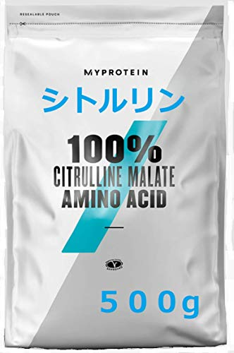 My Protein Citrulline Malate 2:1 Unflavoured Amino Acid Supplement, 500 g