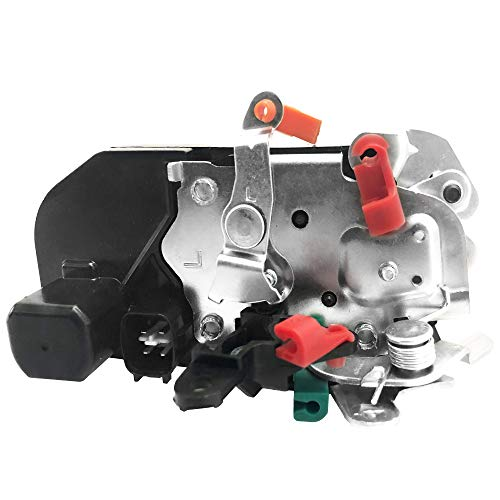BOXI Front Left Driver Side Door Latch & Lock Actuator Assembly for 1999-2004 Jeep Grand Cherokee (Replaces 931-001 55136347AB 55136347AD 55136347AE 55363473AA 55363473AB 55363473AC 55363473AD)
