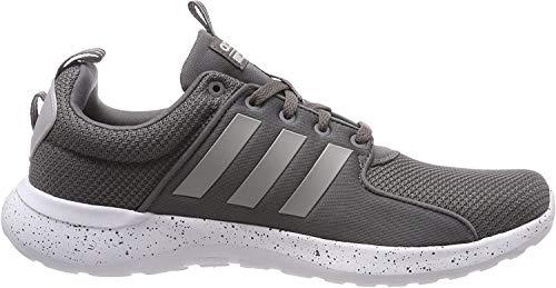 adidas CF Lite Racer, Zapatillas de Gimnasia Hombre, Gris (Grey Four F17/Grey Two F17/Ftwr White), 38 2/3 EU