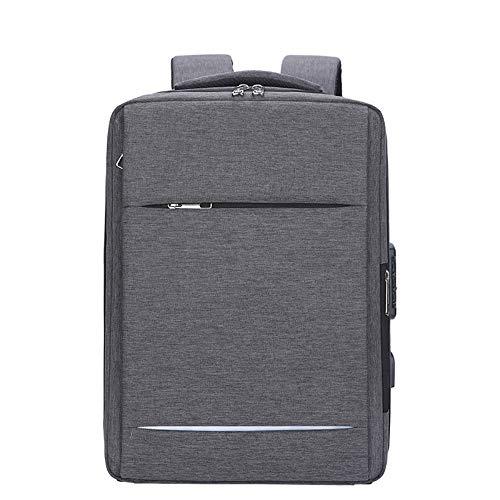Msbir Shoulder Bag Laptop Bag Notebook Bag Anti-Splash Fabric 17.3 Inches Dark Grey zaino north face zaino da viaggio bagaglio a mano desigual borsa zaino donna zaino antifurto donna impermeabile