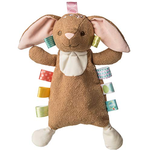 Taggies Lovey Soft Toy, 11-Inches, Harmony Bunny
