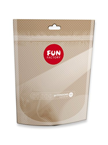 FUN FACTORY Essentials-Mix Kondome 50er Beutel - Made in Germany