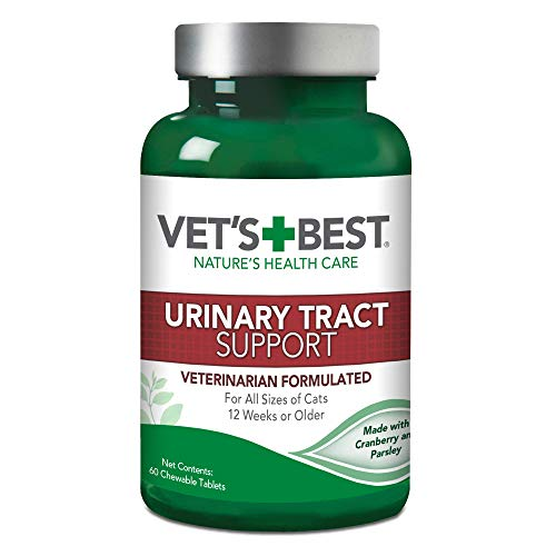 Top 10 best selling list for urinary supplement for male cats