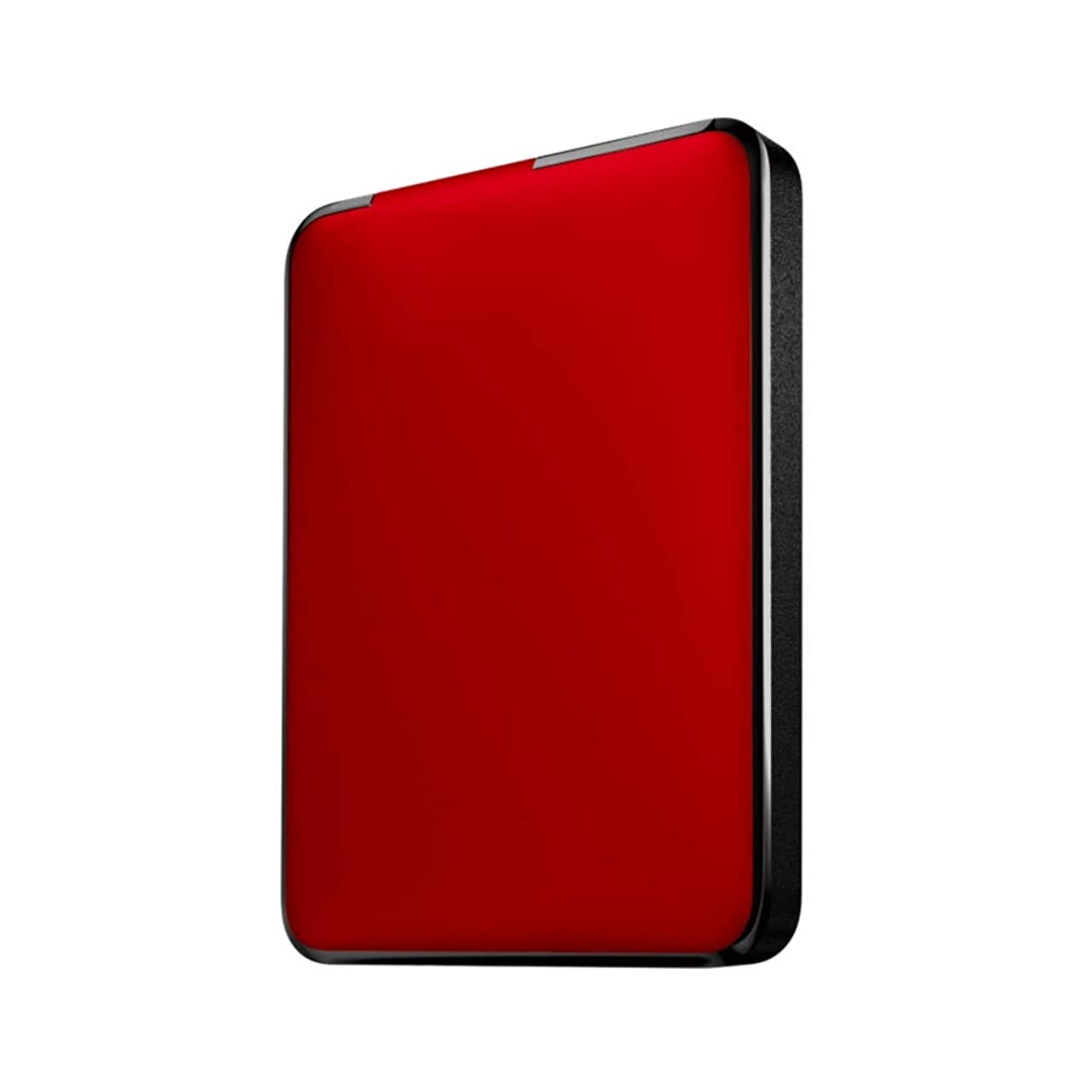 USB3.0 Hard Disk, Large-Capacity Memory 500GB/1TB Computer External Mobile Hard Drive (Color : Red, Size : 500GB)