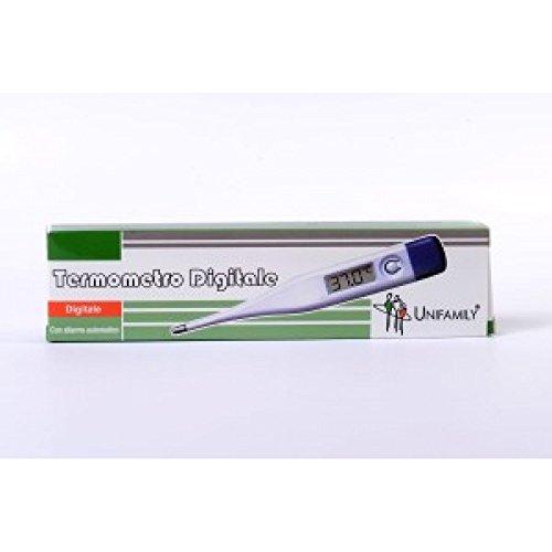 Unifamiliar Pediátrica termómetro digital con punta flexible 0+ Meses