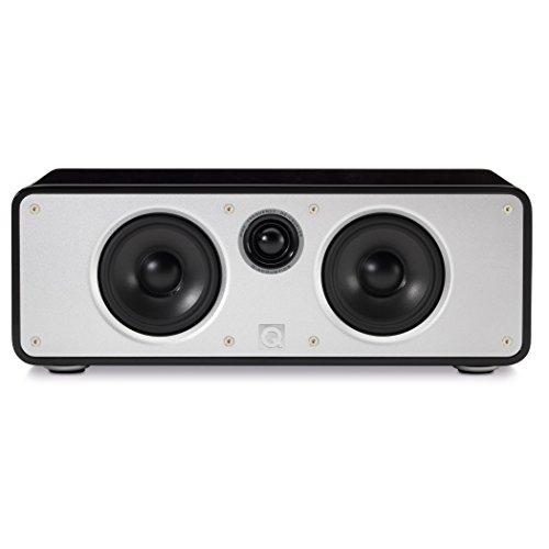 Q Acoustics Concept Center Channel Speaker (Gloss Black)