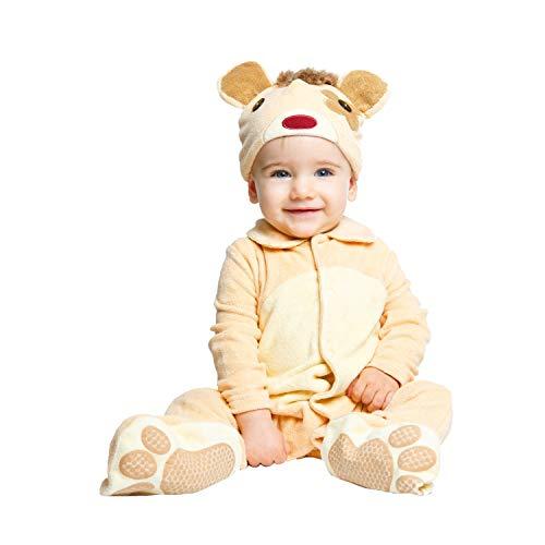 My Other Me Me-204297 Disfraz de pequeño osito, 1-2 años (Viving Costumes 204297)