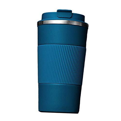 Generic Stainless Steel Travel Coffee Mug Hot & Cold Tea Beverage Drinks...