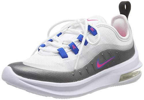 Nike Air MAX Axis (PS), Zapatillas de Running para Niños, Blanco (WhiteHyper PinkBlackPhoto Blue 103), 32 EU