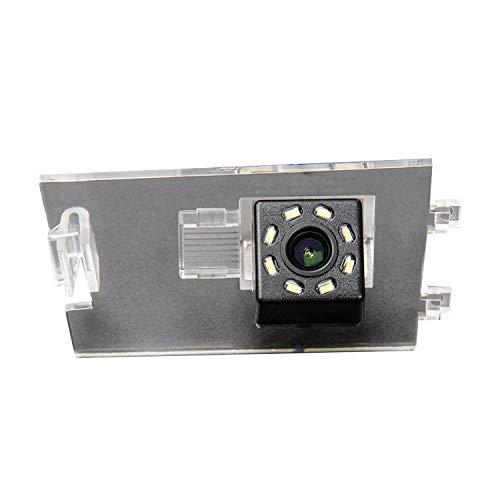 HD 720p Rückfahrkamera Rückfahrkamera Rückfahrkamera Nummernschild Parkkamera Wasserdicht für Jeep Compass 2011/2012/2013/2014 Patriot 2011/2012/2013/2014