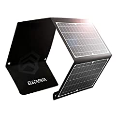 ELECAENTA 30W Faltbar Panel Solarmodul