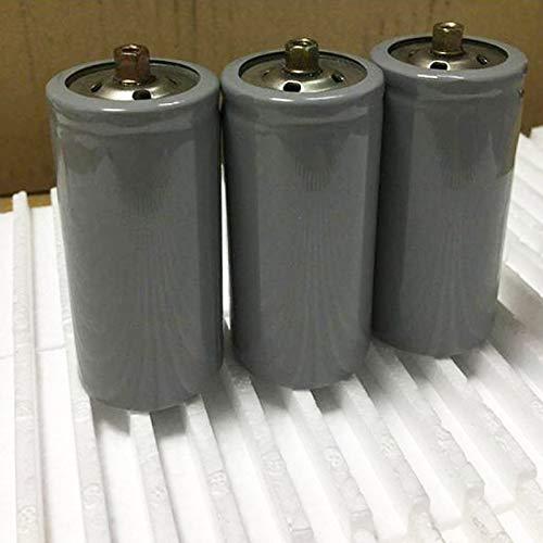 QianHaoQJu XW-Battery, 10pcs 3.2v IFR 32650 LiFePO4 batería 5000mah célula de Iones de Litio Recargable for la Bici eléctrica e-Bicicleta Uso Bus con el Tornillo