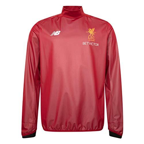 New Balance – Sudadera de entrenamiento del Liverpool FC – Colección oficial para hombre – Talla M