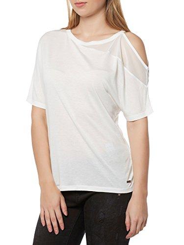 Tigha T-Shirt Astoria für Damen Weiß S