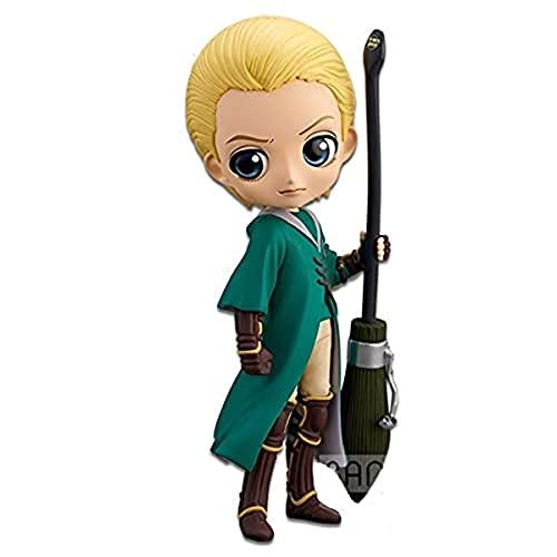 Q Posket Draco Malfoy Quidditch (versión B)