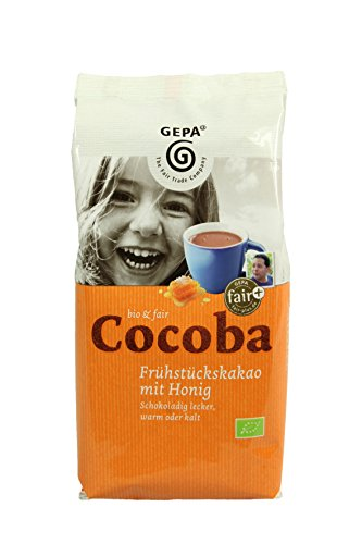 GEPA Cocoba Instant, 2er Pack (2 x 400 g Packung) - Bio