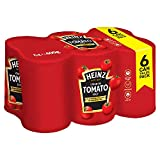 Heinz Cream of Tomato Soup Big Family, 6 x 400 g