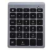 Ziffernblock, 28 Tasten 2.4G Wireless Portable USB-Nummernblock, Plug & Play, Geeignet für Laptop,...
