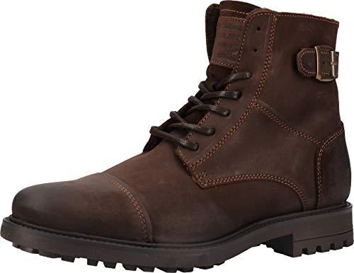 MUSTANG Shoes Boots in Übergrößen Braun 4928-501-32 große Herrenschuhe, Größe:47