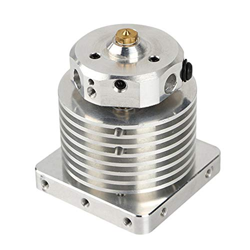Wodeni Multi-Extrusion 3-in-1 Out Hotend extruder 0,4 mm / 1,75 mm voor 3D-printer