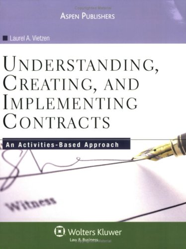 Image OfUnderstanding, Creating, And Implementing Contracts