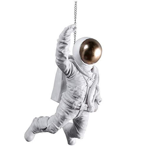 l.e.i. Astronaut Decorations for Bedroom Wall Sculpture Creative Hanging...