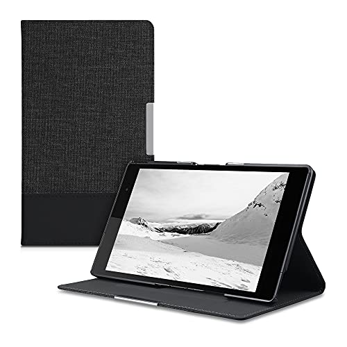 sony xperia z3 tablet compact kwmobile Cover Compatibile con Sony Xperia Tablet Z3 Compact - Cover Protettiva per Tablet - Copertina Sottile Tab - Stand Case