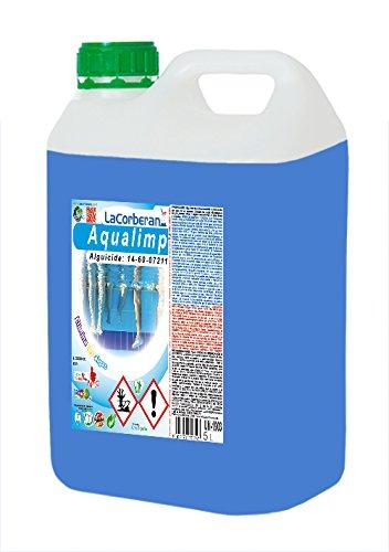 LA CORBERANA Antialgas Concentrado, Azul, 5 litros, 172055