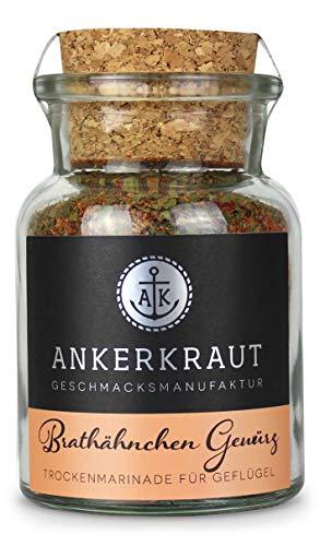 Ankerkraut Brathähnchen Gewürz, 75g im Korkenglas
