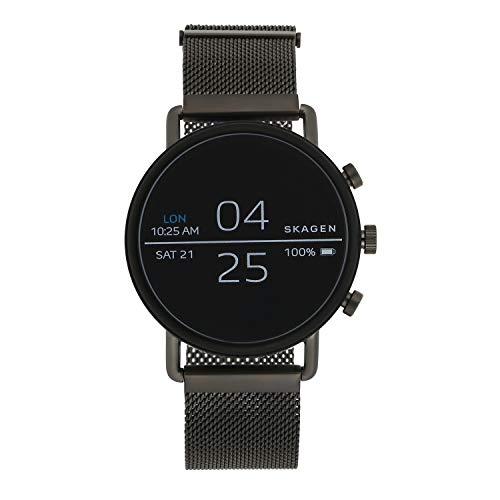 [スカーゲン] 腕時計 タッチスクリーンスマートウォッチ SKT5105J 正規輸入品 ブラック