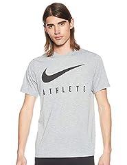 NIKE M Nk Dry tee Db Athlete - Camiseta de Manga Corta Hombre