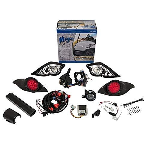 Madjax Yamaha G29 / Drive (07-16) Golf Cart Ultimate Plus LED Light Kit