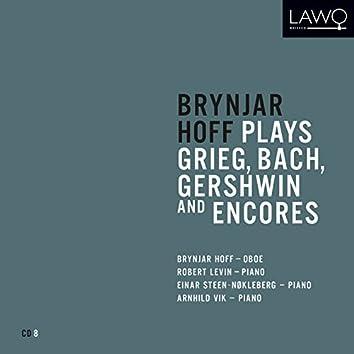 Brynjar Hoff plays Grieg, Bach, Gershwin and Encores