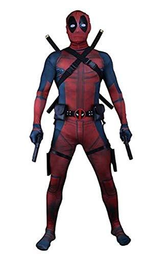 Unisex Superhero Lycra Spandex Zentai Halloween Cosplay Costumes...