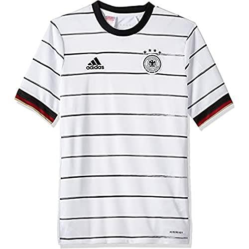 adidas Jungen DFB H JSY Y T-shirt, weiß, 176/15-16 Jahre