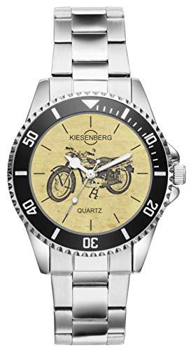 Geschenk für Horex Regina Motorrad Fahrer Fans Kiesenberg Uhr 20433