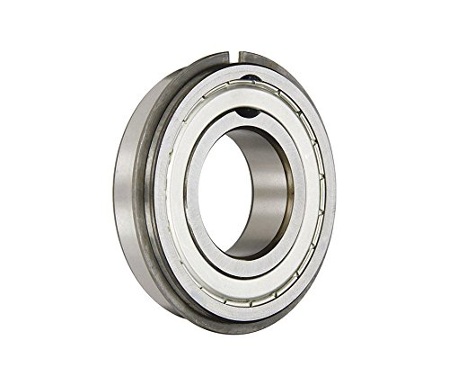 SKF 6304-2ZNR Deep Groove, Single Row, 20 mm Boring, 52 mm OD, Dubbele schilden, Snap Ring